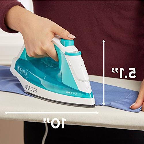 BLACK+DECKER 'N Compact Iron,