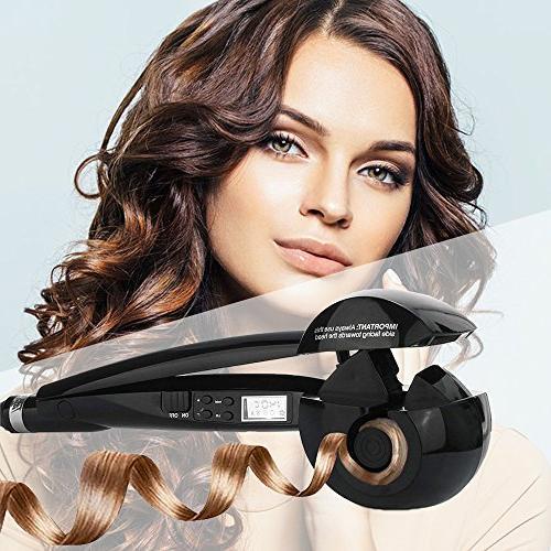 Hair Curler,Upgraded Professional curling wands,Curl Secret