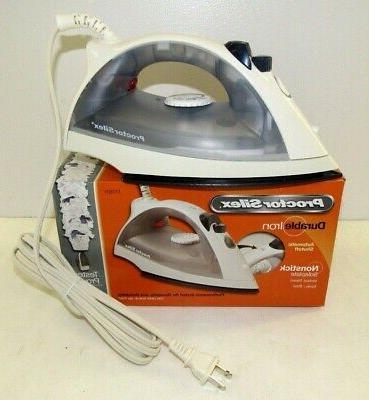 Hamilton Beach Proctor Silex Steam Iron with Nonstick Solepl