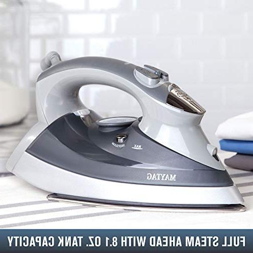 Steam Iron & Vertical Sole Plate, Function Dial