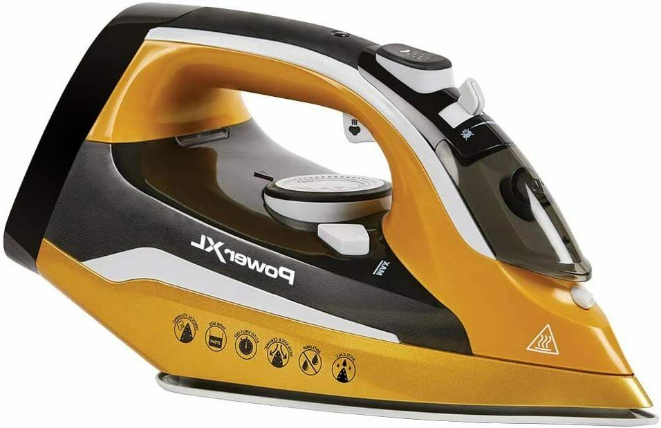 On Cordless and Iron with