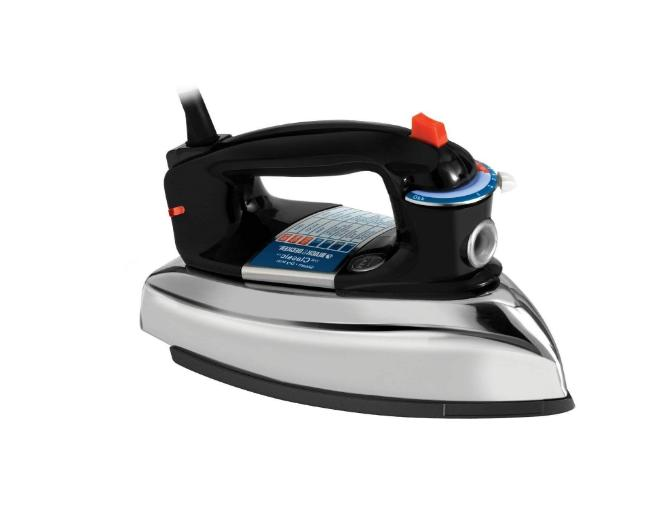 Classic Steam Iron,Home Clean Supplies,Wrinkled,Laundry Room