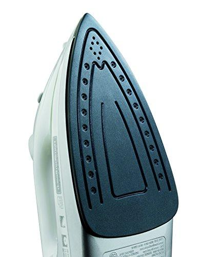 Hamilton Compact Iron with Retraction, White, HIR300R