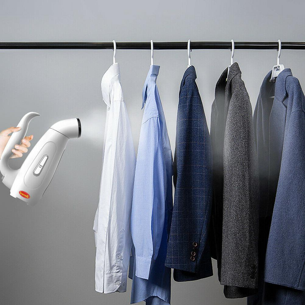 Compact Handheld Clothes Steam