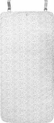 Laundry Solutions by Damask Steamer Pad, Grey