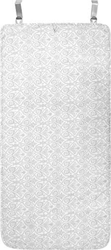 Laundry Solutions Damask Steamer Grey