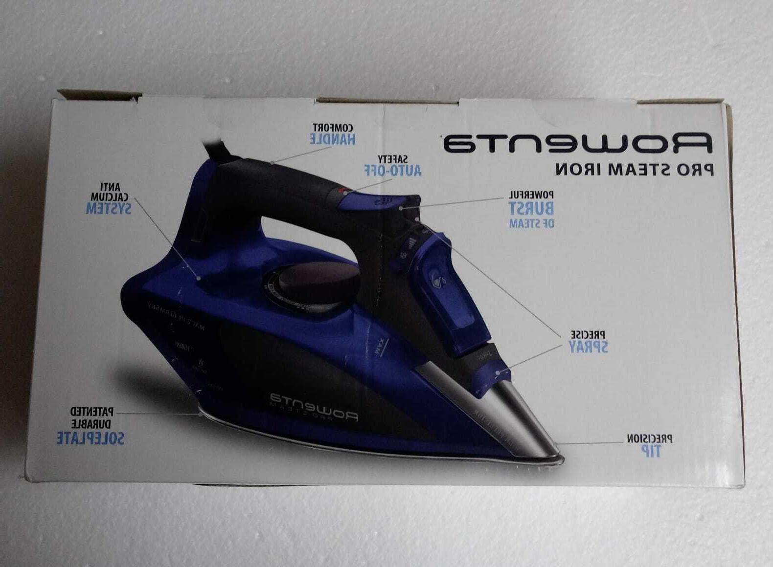 Rowenta DW5192 Pro Iron Stainless with