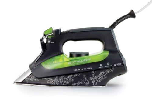 Rowenta DW6080 Energy Saving Steam Stainless Auto-Off, Ironing Padded and Spray Starch