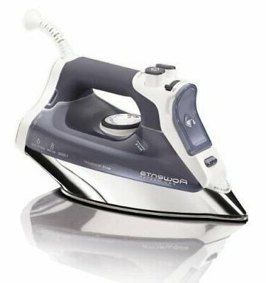 dw8080 professional micro steam iron stainless steel