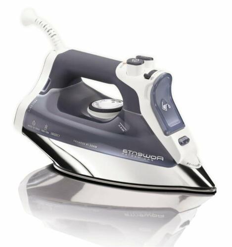 Rowenta Professional Micro Steam Iron Soleplate