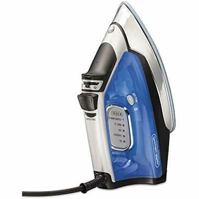 """Electronic Soleplate Steam Blue Home """""""