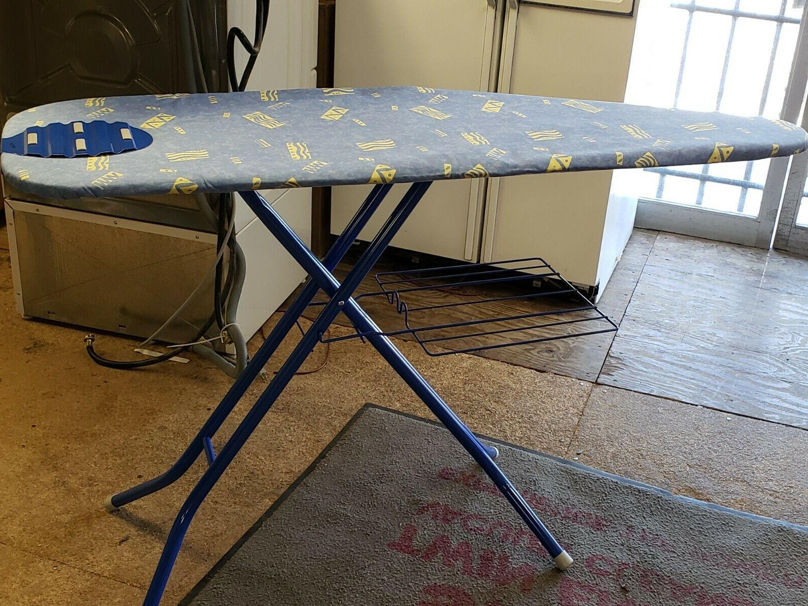 euro pro 51 adjustable ironing board