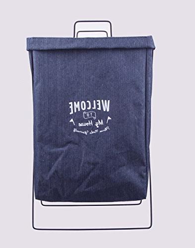 folding storage basket waterproof laundry