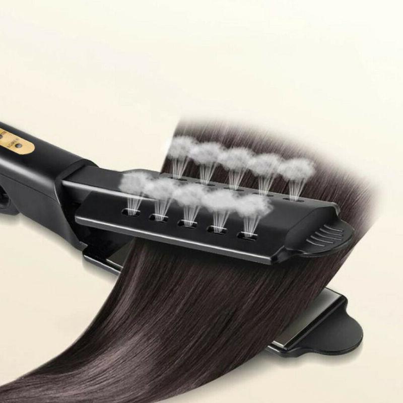Flat Iron Hair Heat