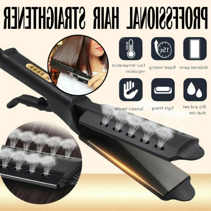 Four-gear Flat Iron Hair Heat
