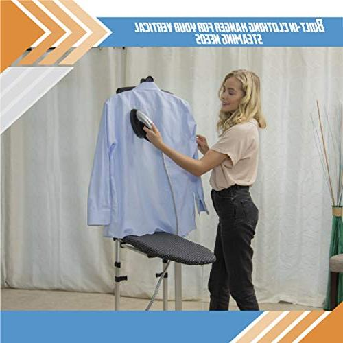 Steam and Professional Garment Ironing