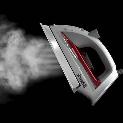 Shark 1500W Smooth Glide Steam Iron