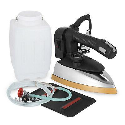 Gravity Feed Electric Steam Iron Ron Rest Thermal