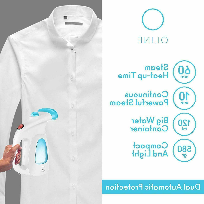 Garment Handheld Portable Wrinkle Iron Heat