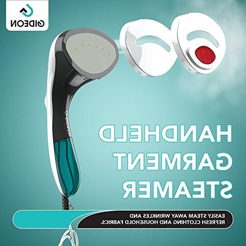 Gideon Handheld Steamer Powerful Steamer with Fast Heat-up Includes Four - Perfect and Travel