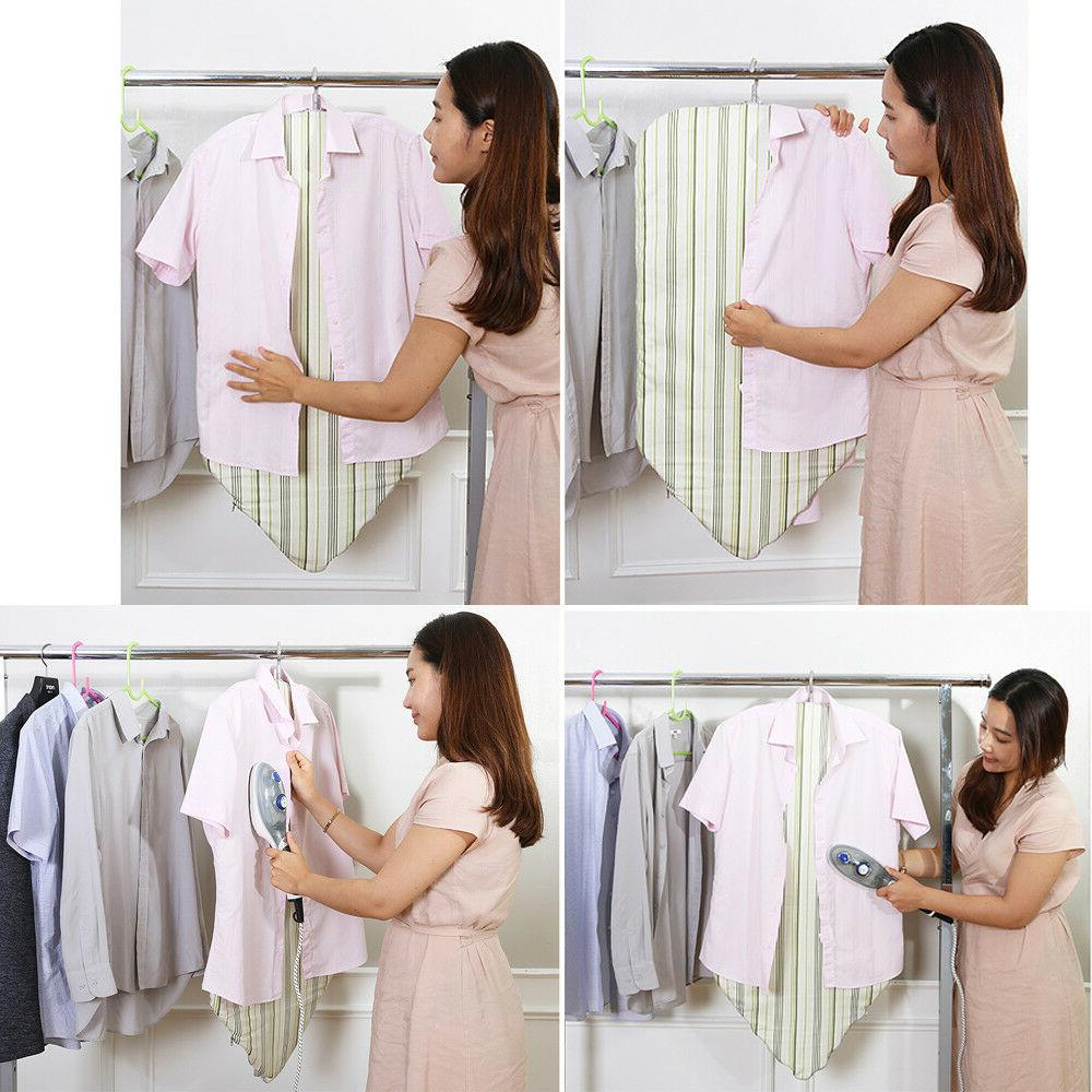 Hanger Standing Ironing BOARD for Garment Steamer Iron,