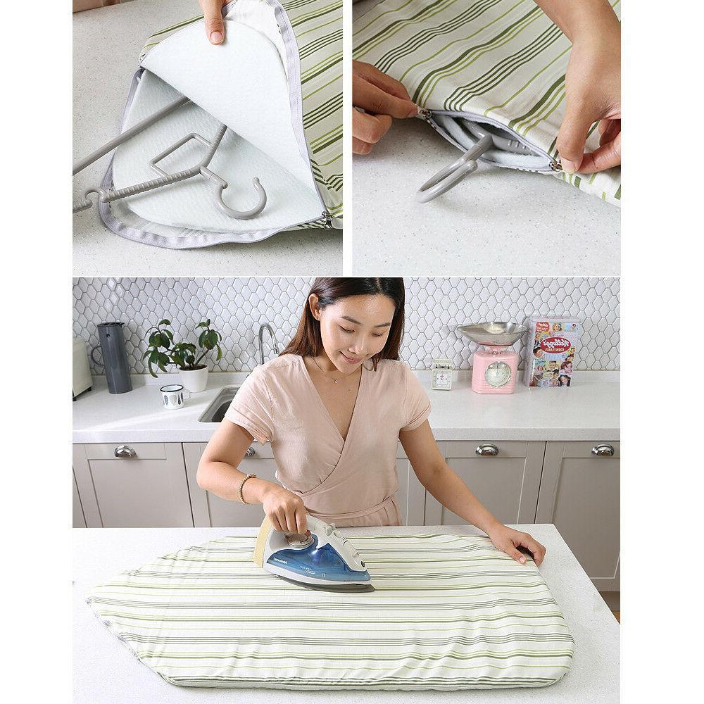 Hanger Standing for Garment Iron, Foldable