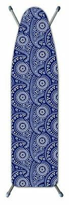 ib0320 deluxe extra thick damask ironing board