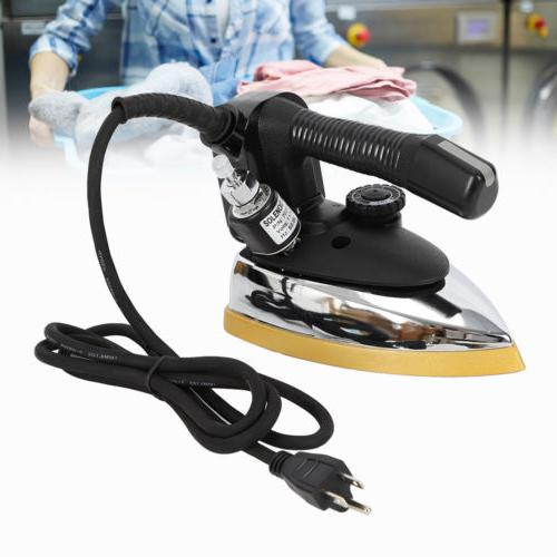 110V!! Industrial electric iron  Industrial Steam Iron 1000W