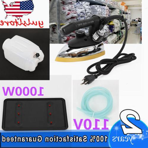 industrial gravity feed steam iron industrial electric