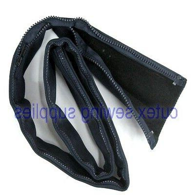 insulated steam iron hose cover with zipper