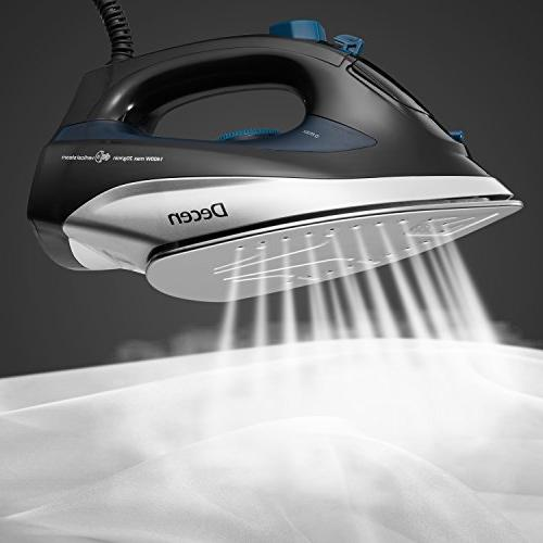 with Steam Control, Compact 1400W, Professional Steam Iron