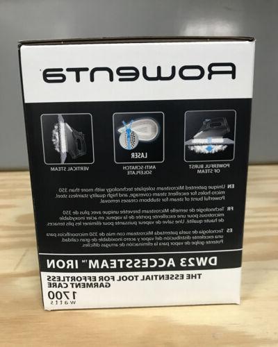Iron DW2361U1 Display Steam Steel