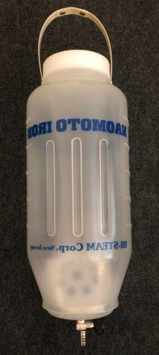 NAOMOTO Iron Hi Steam Replacement Water Bottle