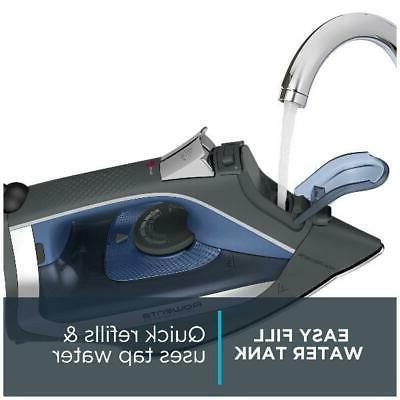 Steam Iron Clothes Stainless Digital Auto