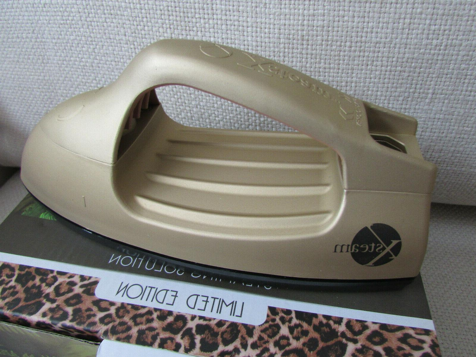 leopard garment steam professional iron steamer travel