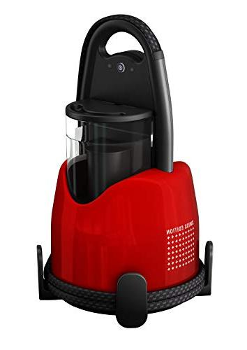 Laurastar Lift+ Steam Cleaning Mat Swiss-Edition Iron Bundle, Red