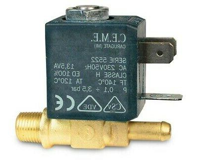 m5 5522 solenoid valve for laurastar g4