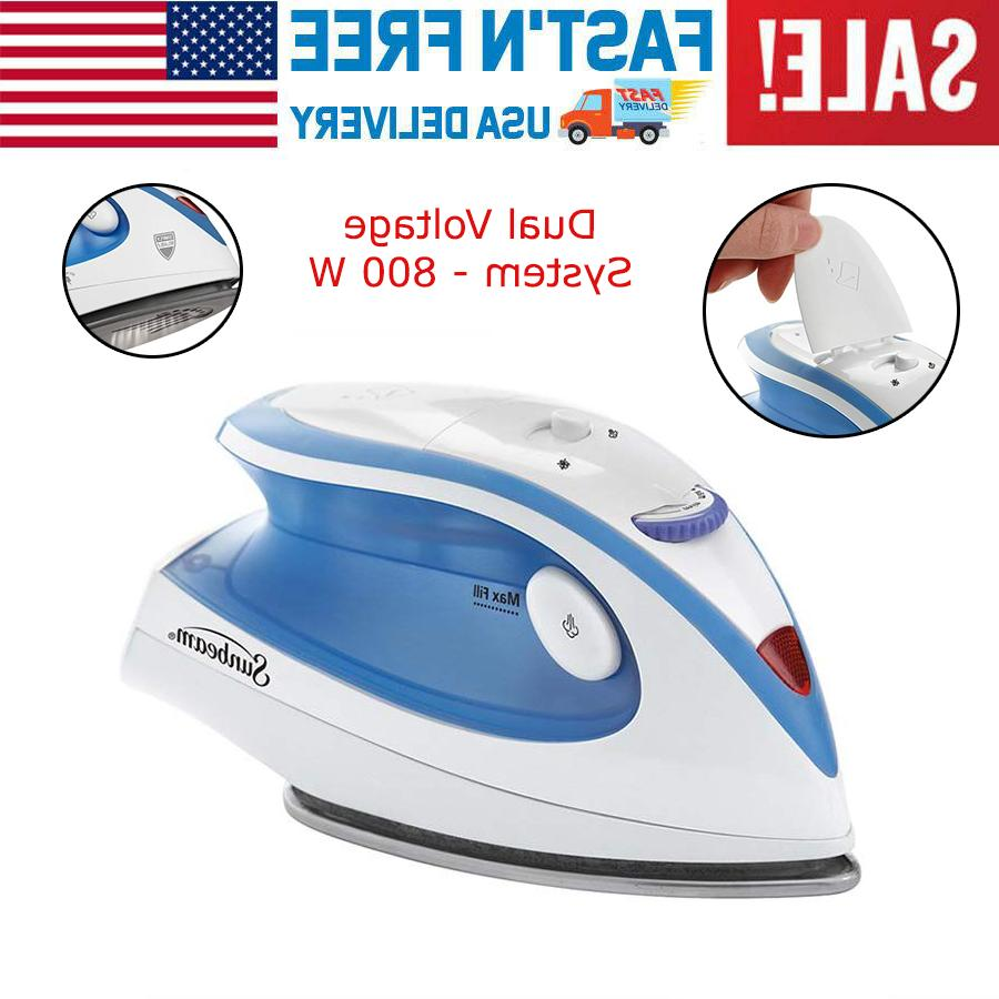 new iron steam clothes iron travel electric