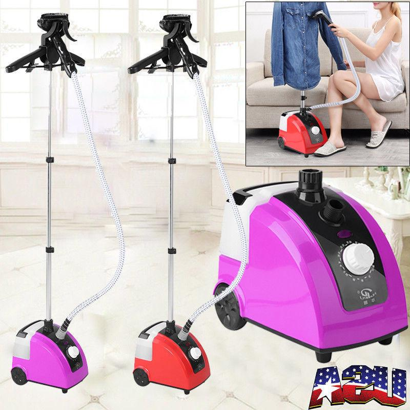 new professional 1700w clothes garment steamer electric