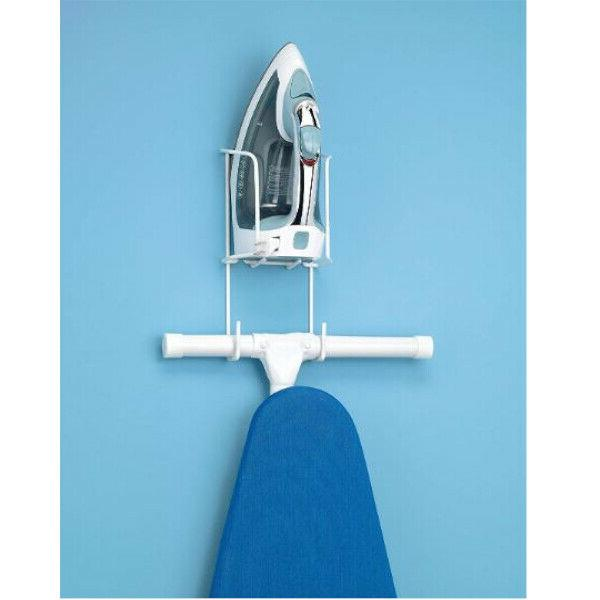 Over Caddy Ironing Board Holder Hanger Apartment