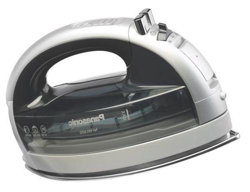 Panasonic 360 Freestyle Cordless Iron
