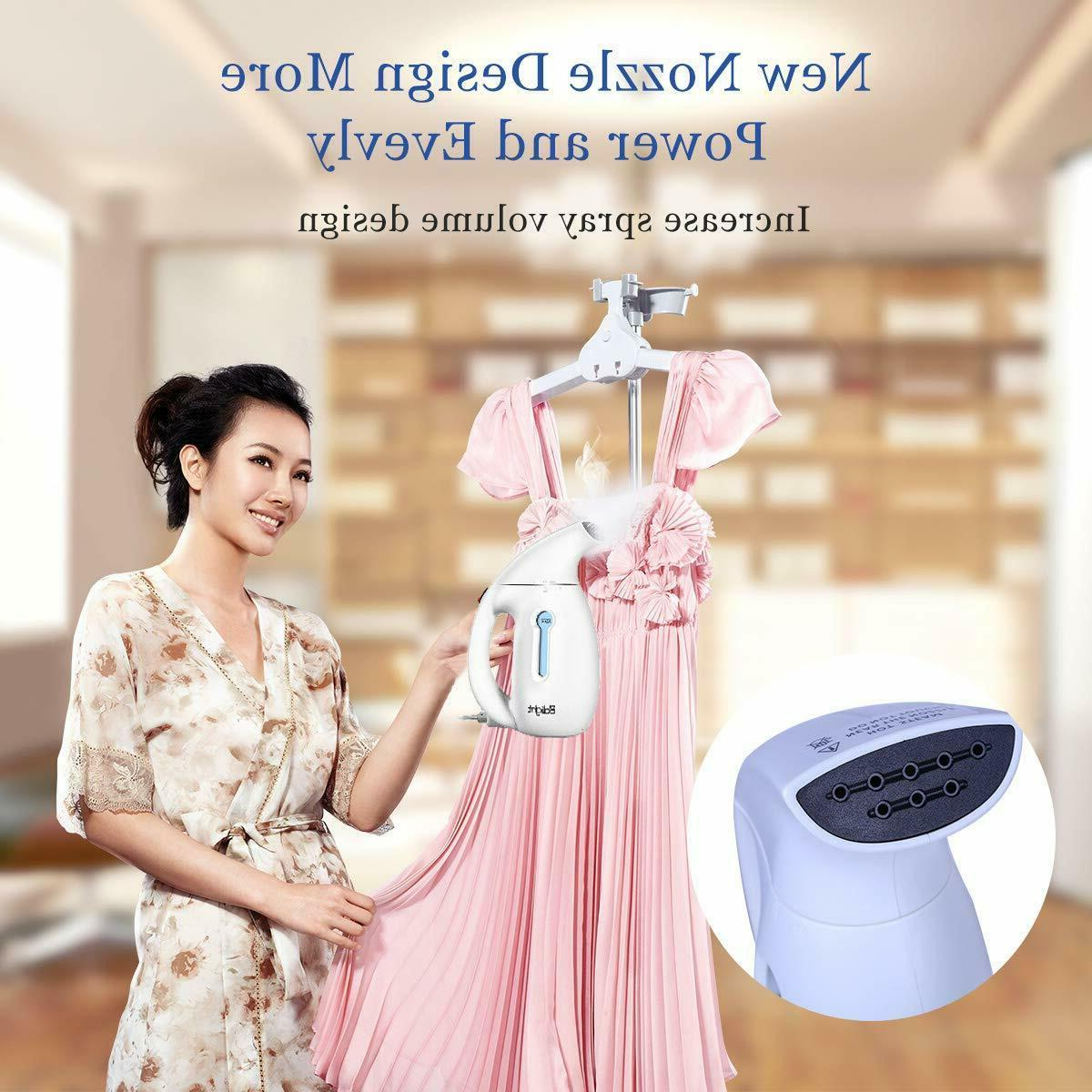 Portable Clothes Steamer Fabric Travel Handheld Steam Iron