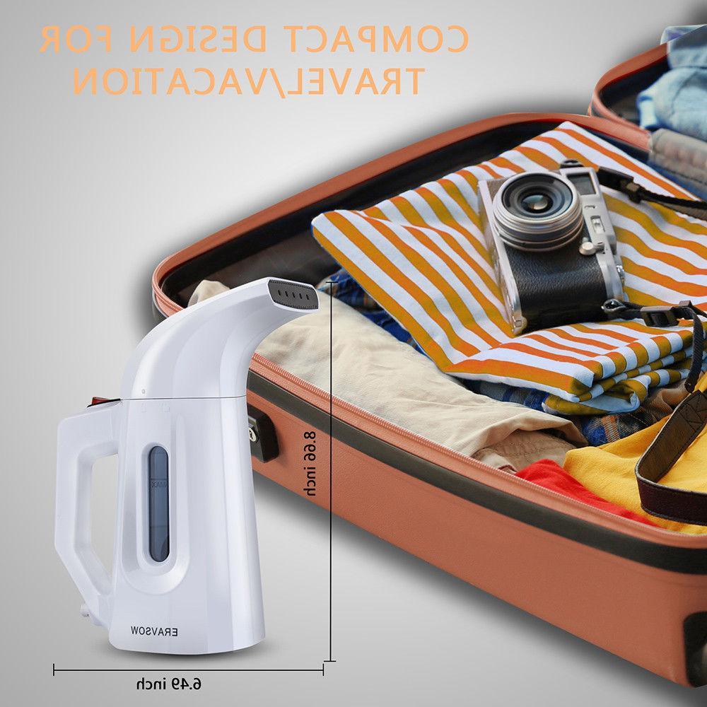 Portable Steamer Fabric Clothes Steam Travel/Home 180ml