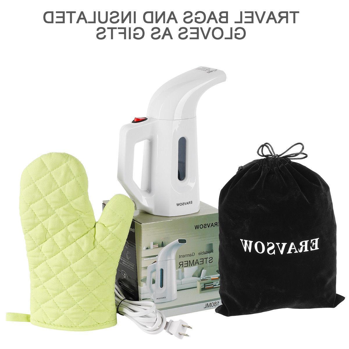 Portable Steamer Fabric Travel/Home 180ml