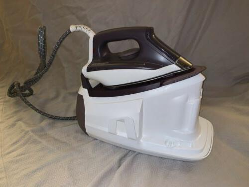 pro precision steam iron new without water
