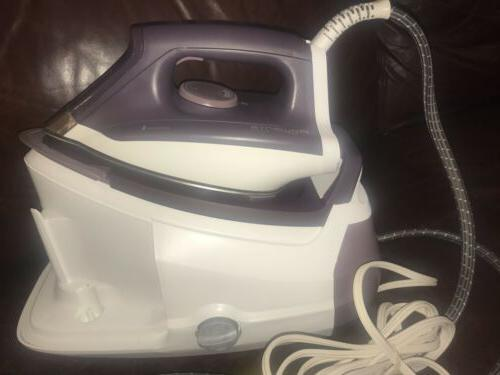 pro precision steam iron without water tank