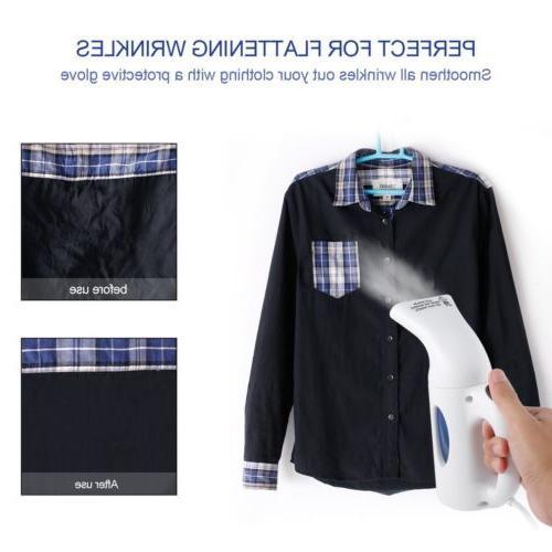 Portable Fabric Clothes Garment Steam Iron