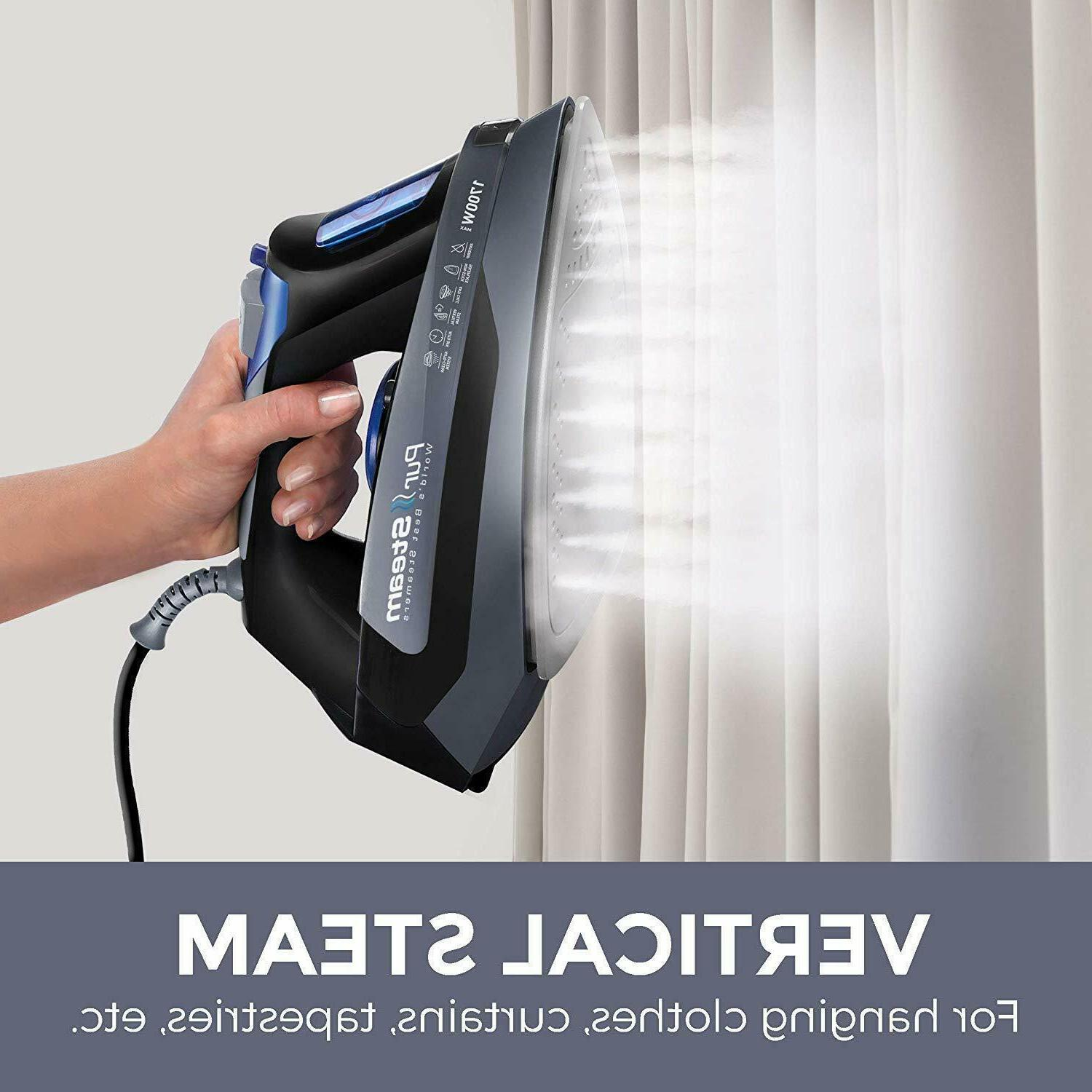 """""""Professional Grade Iron for Clothes Rapid Even Re"""