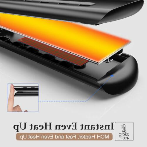Professional Hair Flat Iron Instant Hair