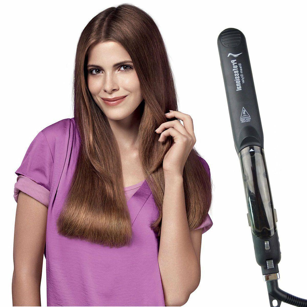 Professional Salon Styler Iron Straightener